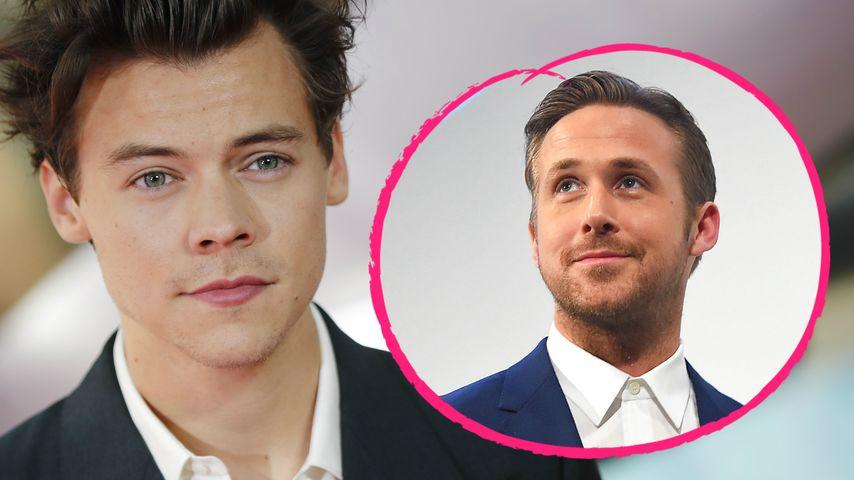 EKG outet Harry Styles: Herzklopfen wegen Ryan Gosling!