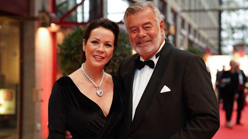 Harry Wijnvoord gemeinsam mit Freundin Iris Dahlke beim 31. KölnBall im Maritim Hotel Köln