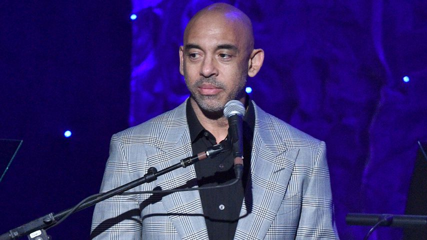 Harvey Mason Jr. bei der Pre-Grammy-Gala, 2020