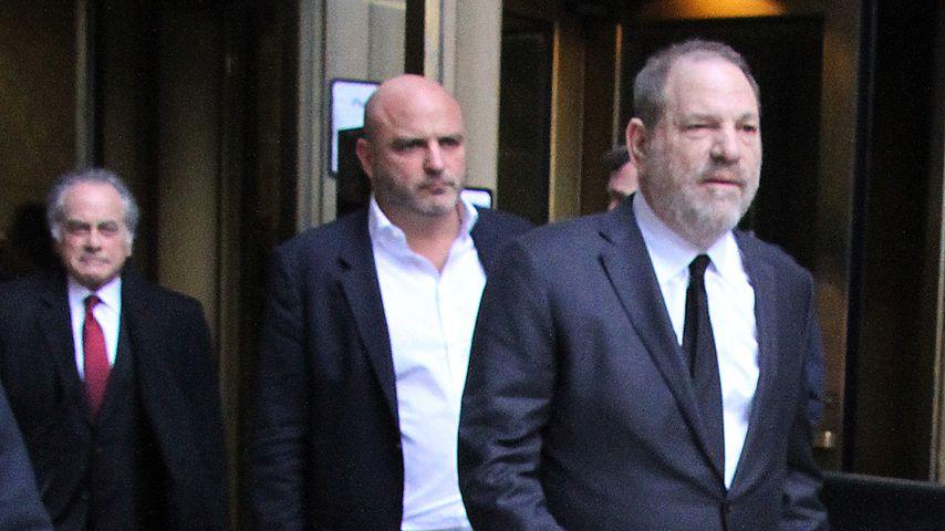 Wegen Rückenschmerzen: Weinstein will Sex-Prozess pausieren