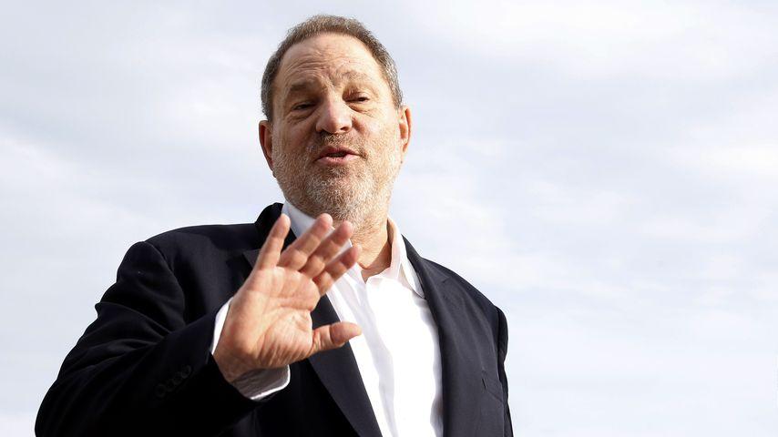 Harvey Weinstein in Cannes 2015