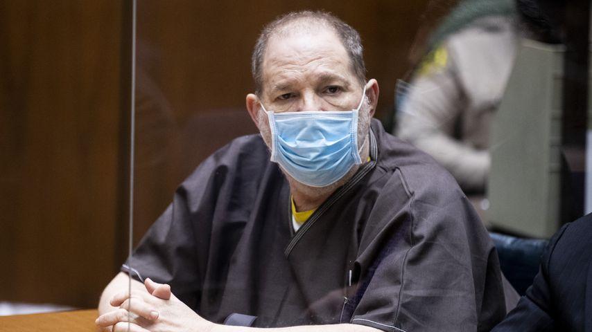Harvey Weinstein vor Gericht in Los Angeles