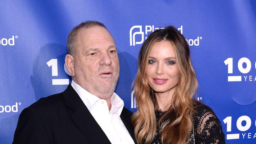 Harvey Weinstein und Georgina Chapman bei der 100. Planned Parenthood Gala 2017