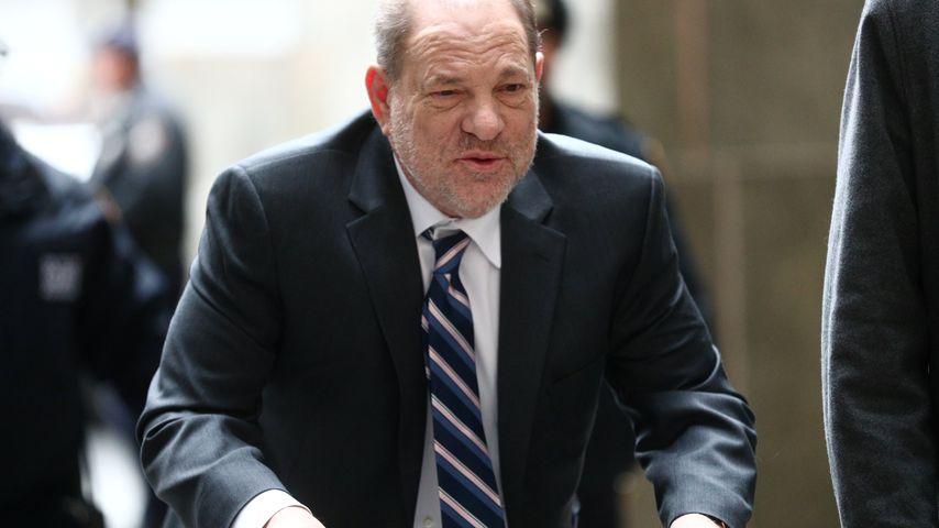 Eine von elf Missbrauchsanklagen gegen Weinstein abgewiesen