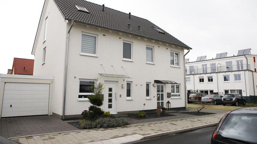 Das Haus von Sarah Lombardi in Köln