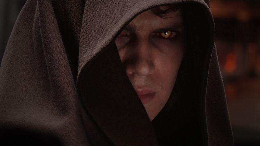 """Hayden Christensen als Anakin Skywalker in """"Star Wars III - Die Rache der Sith"""""""