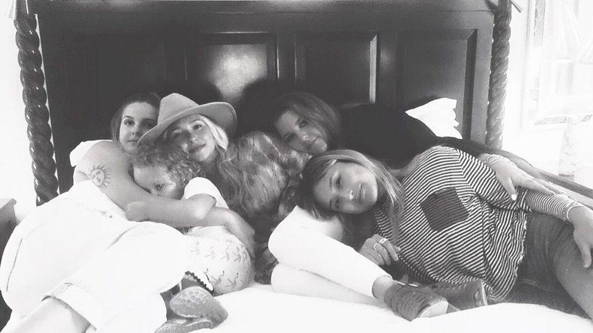Hayden Panettiere verbringt ihren 28. Geburtstag im Kreise ihrer Familie
