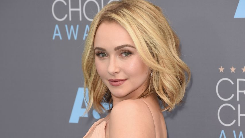 Hayden Panettiere bei den Critics' Choice Awards 2017