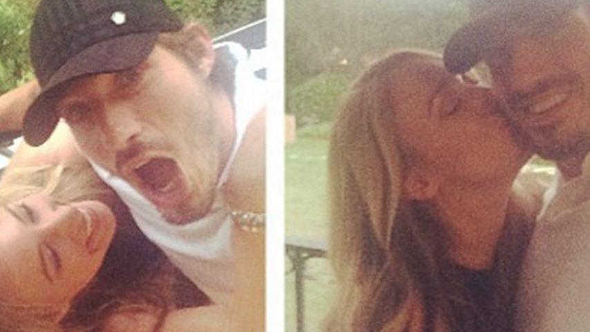 Haylie Duff & Matt legen ihre Hochzeit auf Eis