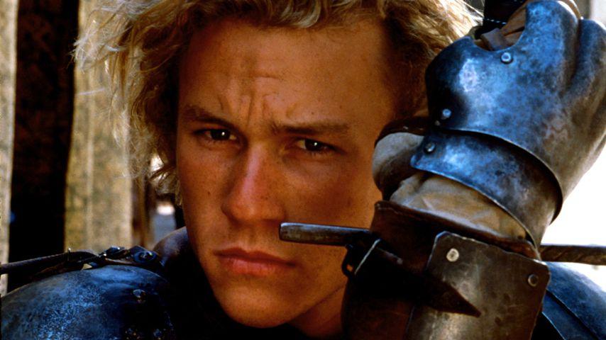 """Heath Ledger als Sir William Thatcher in """"Ritter aus Leidenschaft"""""""