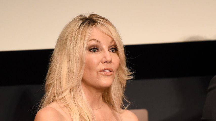 Heather Locklear, US-Schauspielerin