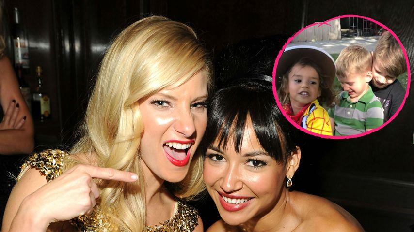 """""""Glee""""-Familie: Nayas (†) und Heathers Söhne sind befreundet"""