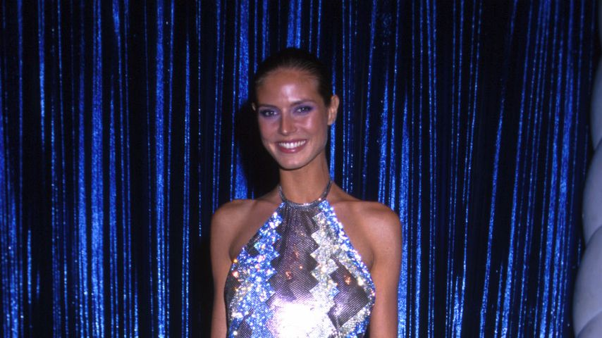 Heidi Klum, 1999 in New York City