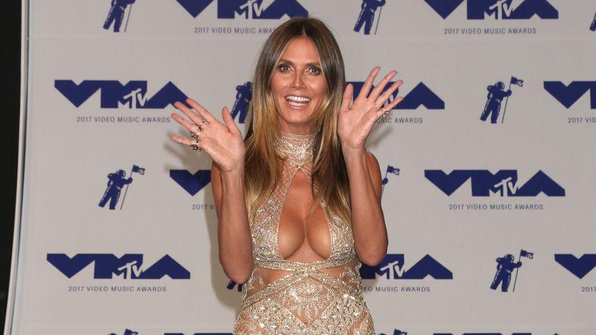 Heidi Klum bei den MTV VMAs 2017