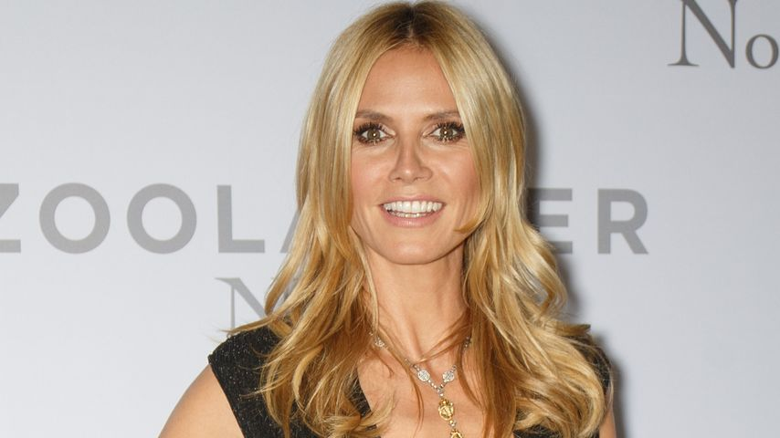 Heidi Klum: Sieht man ihre Kinder bald in Casting-Shows?