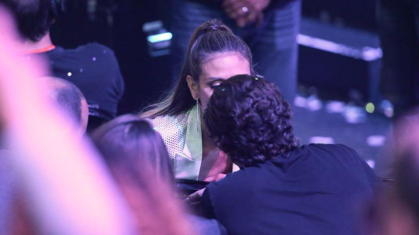 Heidi Klum: In den GNTM-Pausen kuschelte sie mit ihrem Vito!