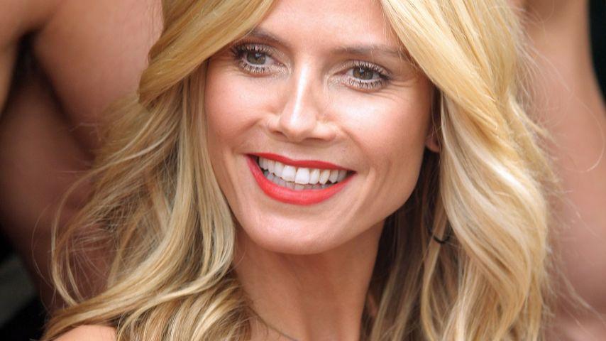 GNTM-Geheimnis: Heidi enthüllt ihre Style-Secrets