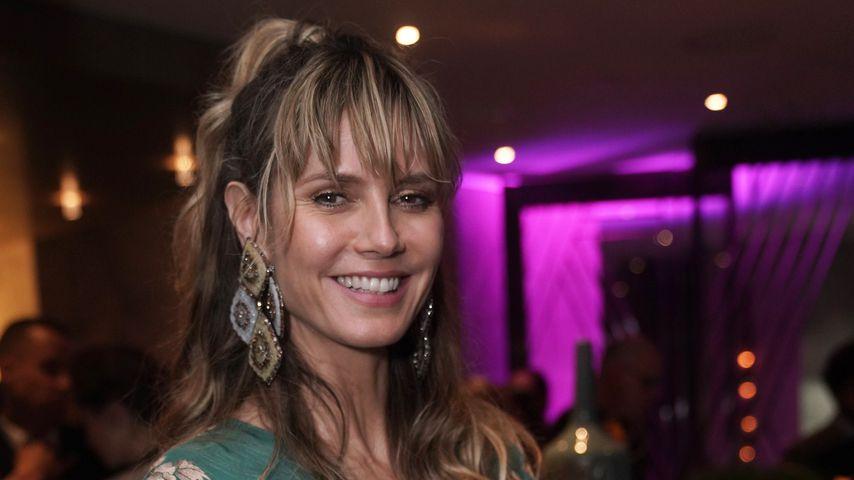 Villa-Besuch: Heidi Klum bei GNTM mal wieder Ersatz-Mutti!