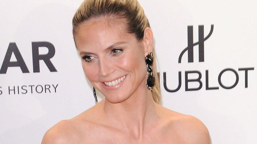 Heidi Klum: Ihr Seal-Tattoo wird entfernt