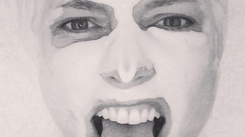 Weiße Maske: Das ist Heidi Klums Schönheitsrezept