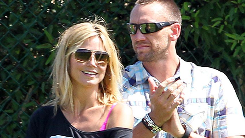 Heidi Klum: Heiratsantrag vom Bodyguard?