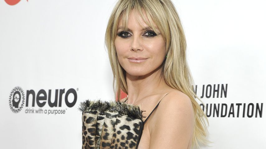 Heidi Klum im Februar 2020 in West Hollywood
