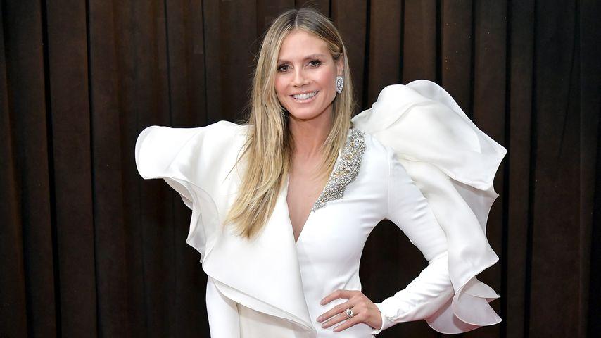Heidi Klum bei den Grammy Awards im Jahr 2019