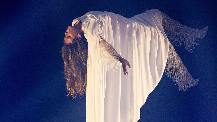 """Heidi Klum beim Finale von """"Germany's next Topmodel"""" 2018"""