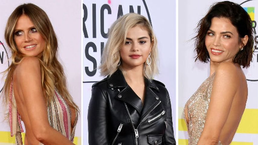 Selena Gomez, Heidi Klum & Co.: Wer ist die AMAs-Schönste?