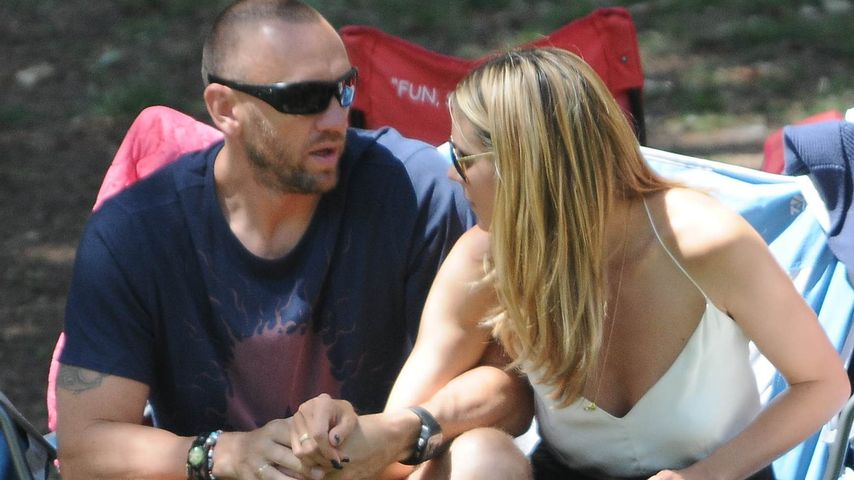 Heidi Klum & ihr Martin: Sind das Verlobungsringe?