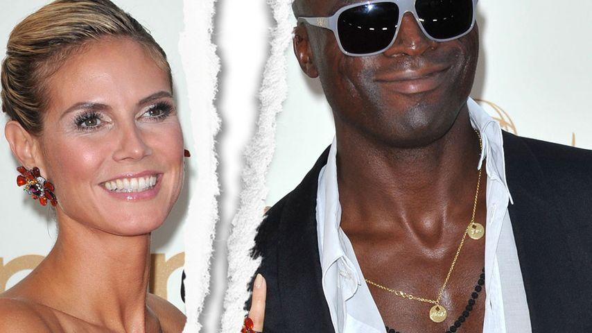Wegen Vito-Affäre: Seal ist sauer auf Heidi Klum