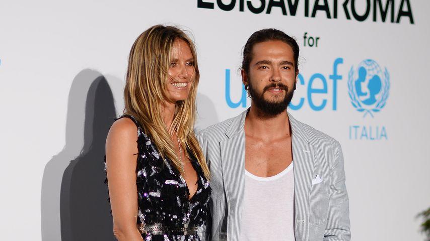 Heißes Paar! Heidi Klum & ihr Tom rocken wieder Red Carpet