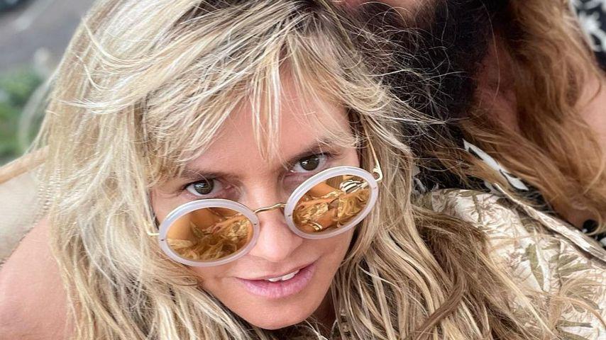 Heidi Klum und Tom Kaulitz im Juli 2021