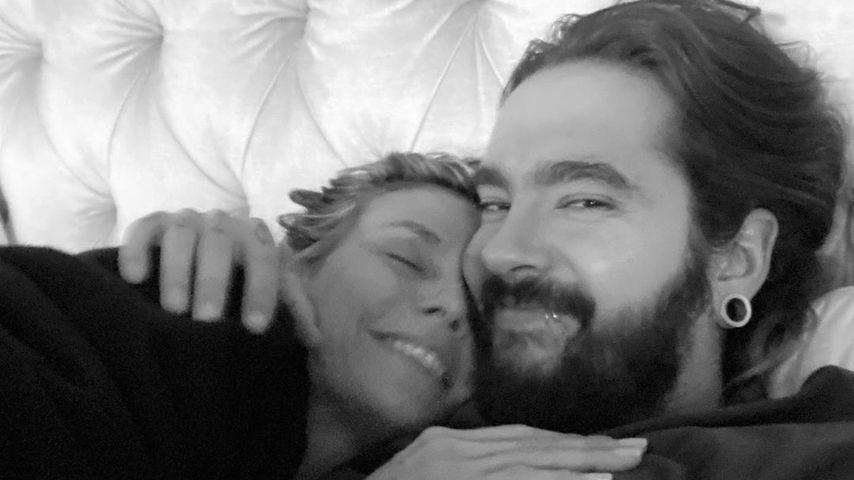 Heidi Klum und Tom Kaulitz im Dezember 2019