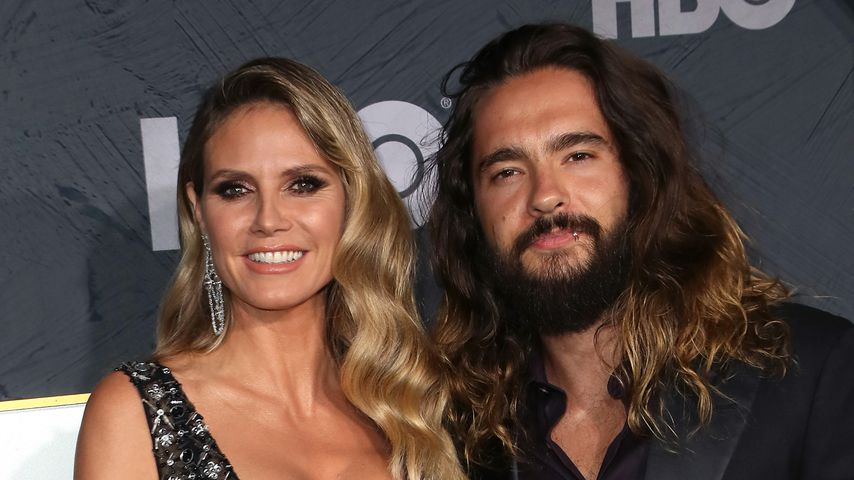 Heidi Klum und Tom Kaulitz bei den HBO's Post Emmy Awards, 2019