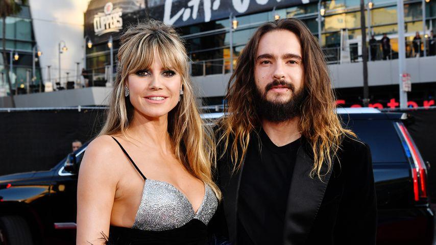 Heidi Klum und Tom Kaulitz bei den American Music Awards 2019