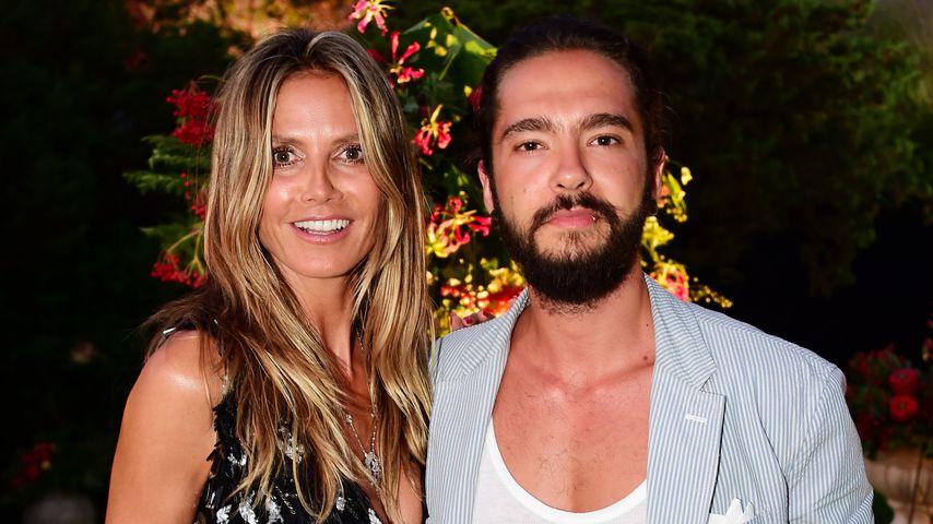 Heidi Klum und Tom Kaulitz auf der Unicef Sommergala 2018