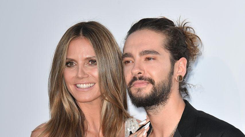 Heidi Klum und Tom Kaulitz auf dem Filmfestival in Cannes 2018