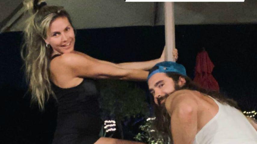 Heidi Klum und Tom Kaulitz im September 2020