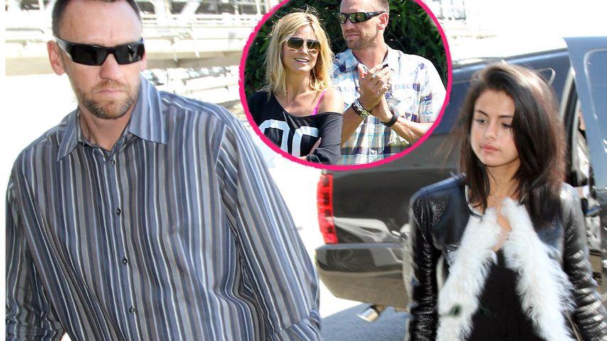 Huch! Heidi Klums Ex bewacht jetzt Selena Gomez