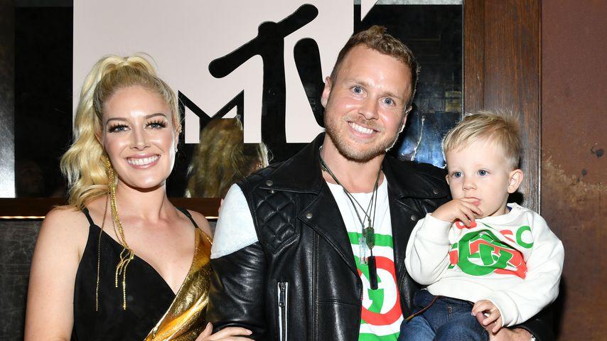 Heidi Montag, Spencer Pratt und ihr Sohnemann