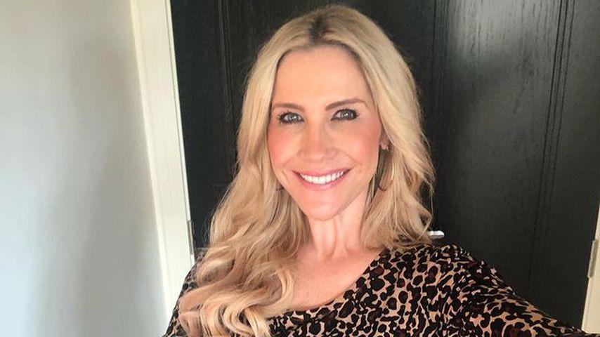 Schwangere Ex-Sugababes-Heidi zeigt ihren großen Babybauch