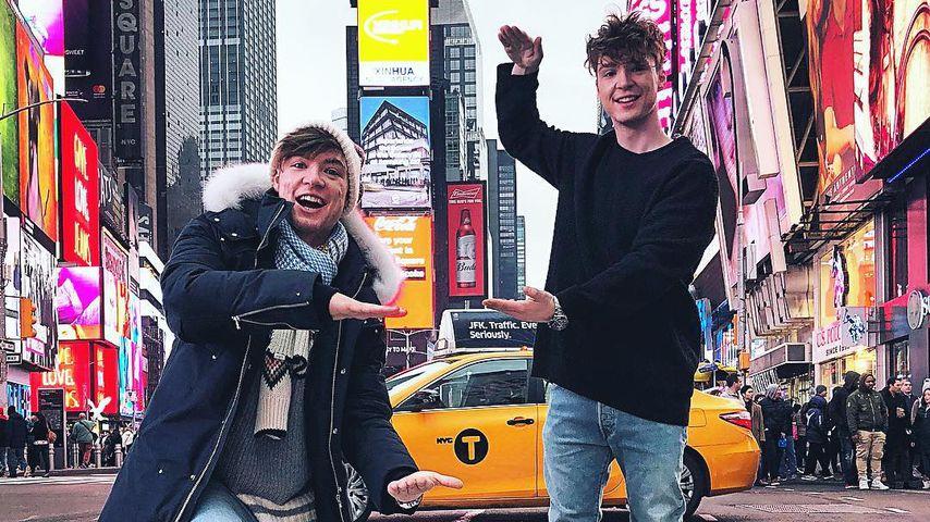 Bad Boys: Die Lochis haben Stress mit der Polizei in NY
