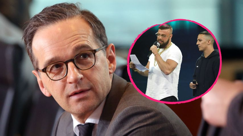"Außenminister Maas: ECHO an Kolle & Farid ist ""widerwärtig"""