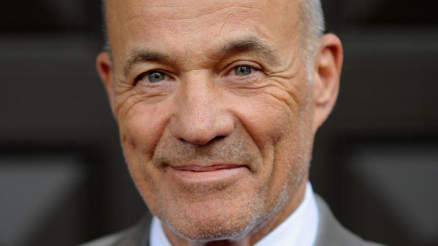 Heiner Lauterbach beim Bayerischen Fernsehpreis in München 2015