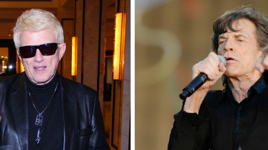 """""""Der Greis ist heiß"""": Heino steht auf Mick Jagger!"""