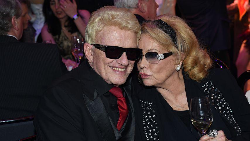 Heino und seine Hannelore in München