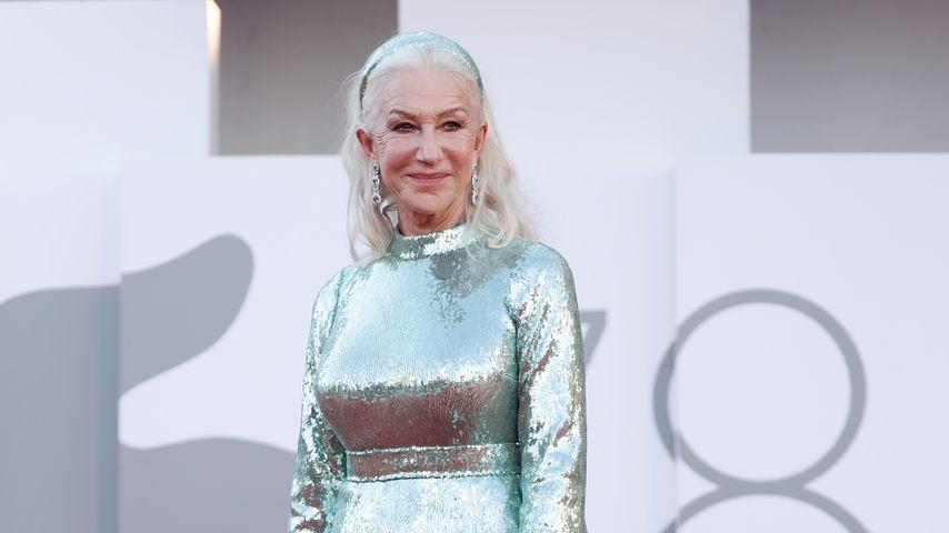 Helen Mirren bei den 78. Internationalen Filmfestspielen von Venedig 2021