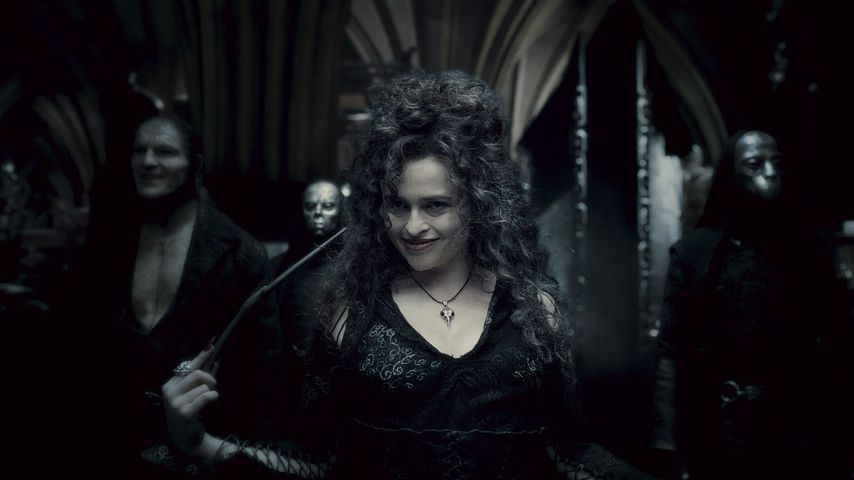 """Helena Bonham Carter als Bellatrix Lestrange in """"Harry Potter und der Halbblutprinz"""""""