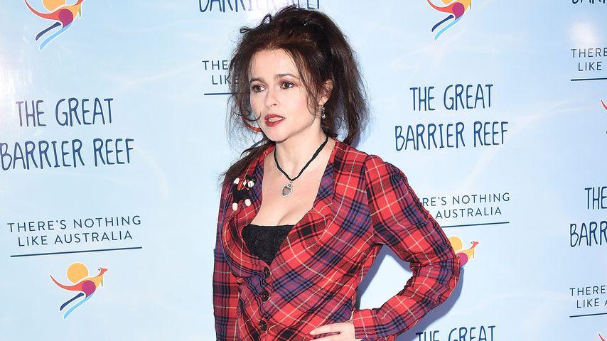 Helena Bonham Carter bei einer Premiere in London